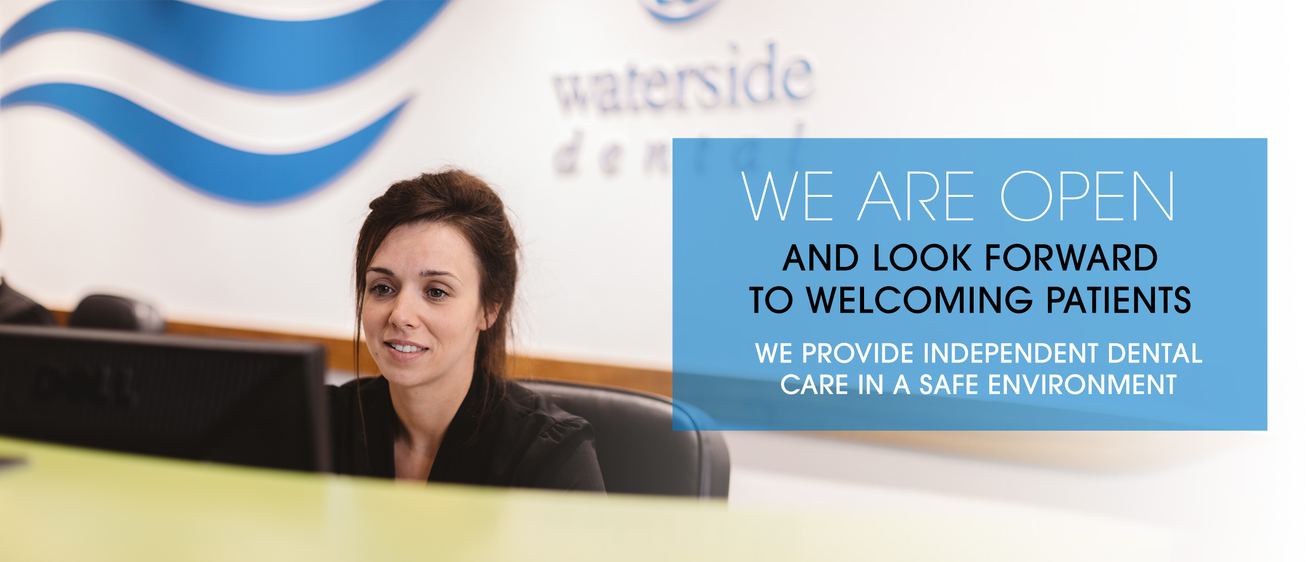 Welcome to Waterside Dental
